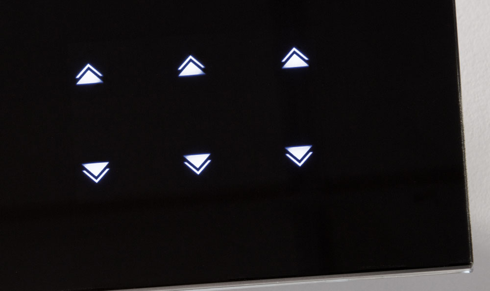 Enventive eglass tastiere per la domotica 05